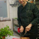 Koch in der Küche